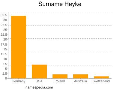 Surname Heyke
