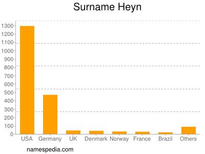 Surname Heyn