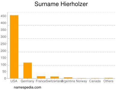 Surname Hierholzer