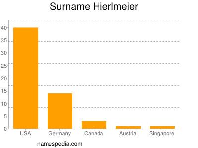 Surname Hierlmeier