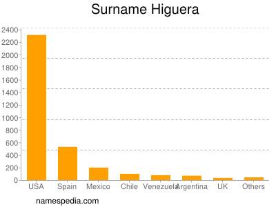 Surname Higuera