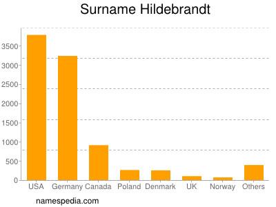 Surname Hildebrandt