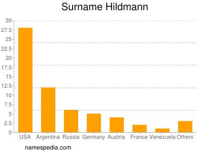 Surname Hildmann