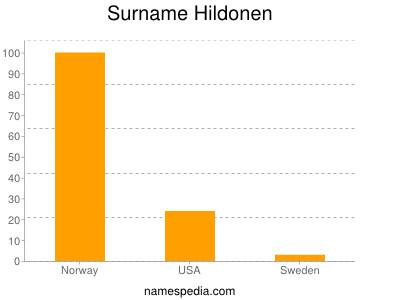 Surname Hildonen
