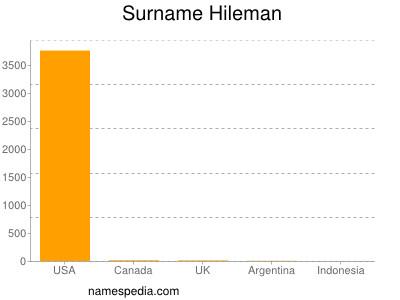 Surname Hileman