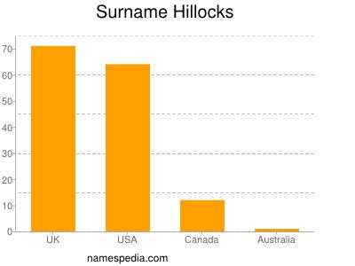 Surname Hillocks