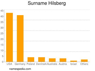 Surname Hilsberg