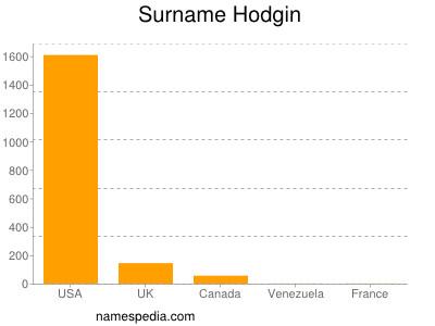 Surname Hodgin