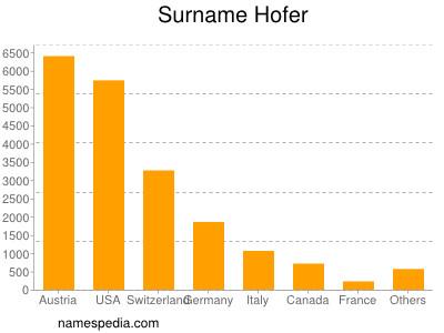 Surname Hofer