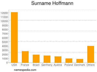 Surname Hoffmann