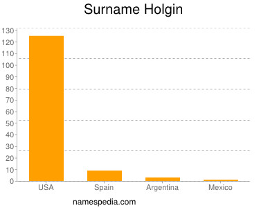 Surname Holgin