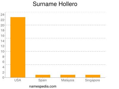 Surname Hollero