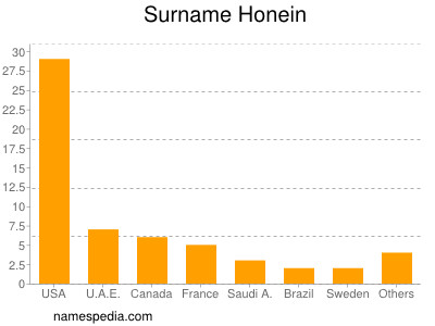 Surname Honein