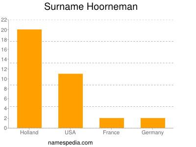 Surname Hoorneman