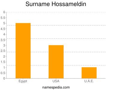 Surname Hossameldin