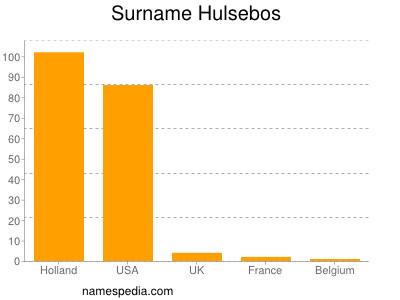 Surname Hulsebos