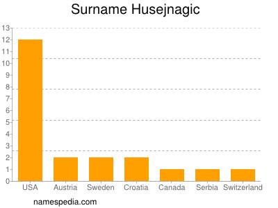 Familiennamen Husejnagic