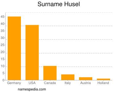 Surname Husel