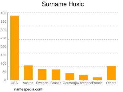 Surname Husic