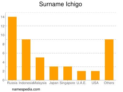 Surname Ichigo