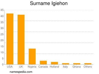 Familiennamen Igiehon