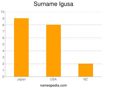Surname Igusa