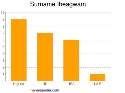 Surname Iheagwam