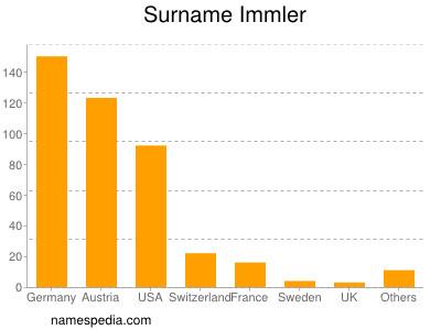 Surname Immler