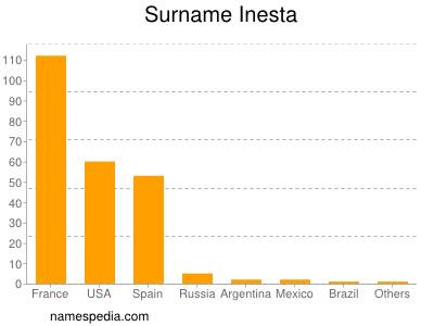 Surname Inesta