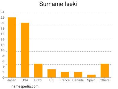 Surname Iseki