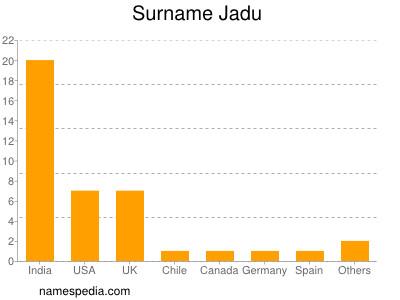 Surname Jadu