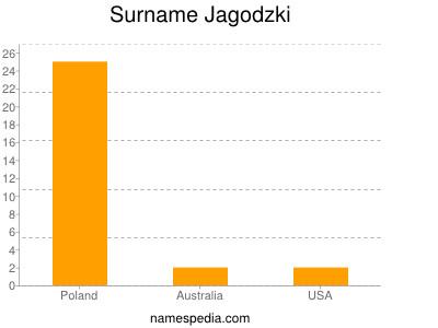Surname Jagodzki