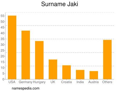 Surname Jaki