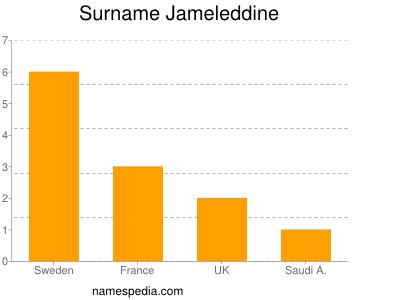 Surname Jameleddine