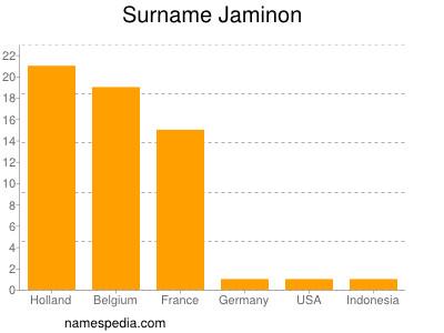 Surname Jaminon
