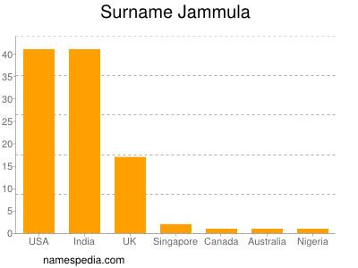 Surname Jammula