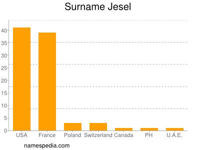 Surname Jesel