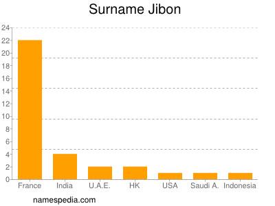 Surname Jibon