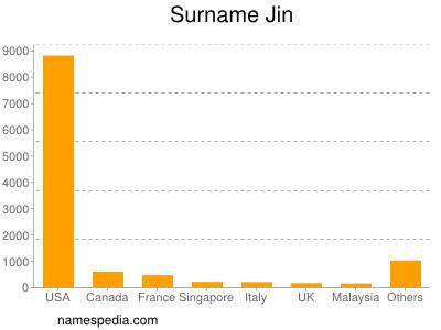 Surname Jin