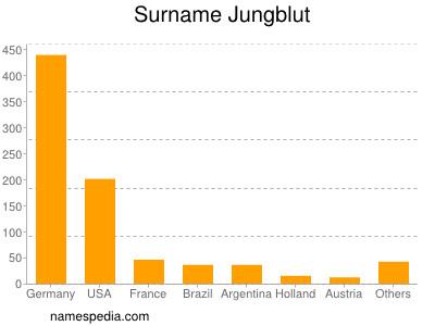 Surname Jungblut