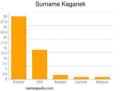 Surname Kaganek