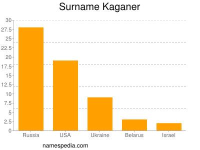 Surname Kaganer