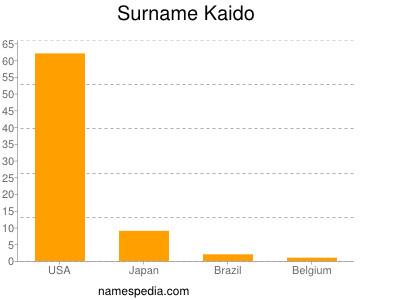 Surname Kaido