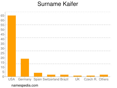 Surname Kaifer