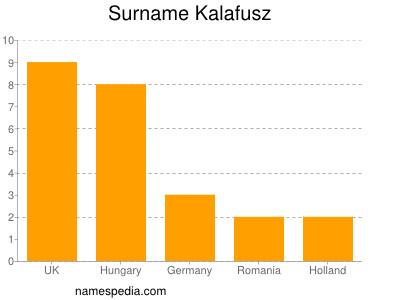 Surname Kalafusz
