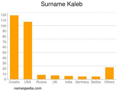 Surname Kaleb