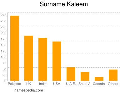 Surname Kaleem