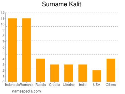 Surname Kalit