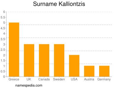 Surname Kalliontzis