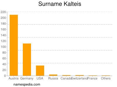 Surname Kalteis